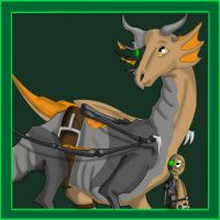 Dragonpunk 216 by ladyofthewilds