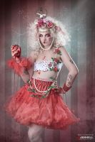 Wicked Queen of Hearts II by JenHell66
