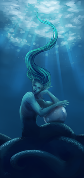 Below the surface by aerococonut