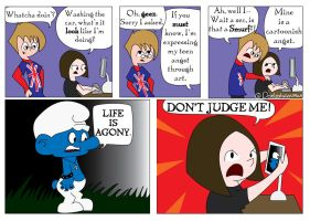 IWC: On Fanart and Angst by Donteatacowman