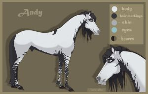 Andy |Character sheet| by LadyX-LT