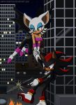 Protecting the City by Maria-Robotnik