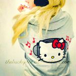 hello kitty, hello by theluckynine
