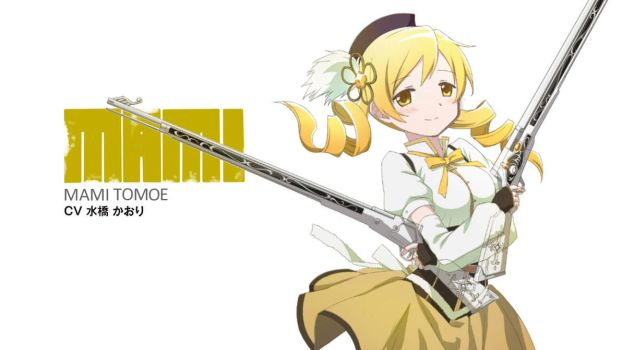 Mami Tomoe: Peace Walker style by PAK-FAace1234