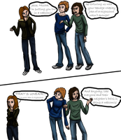 Comic Fail part 1 by Crazy-Book-Worm
