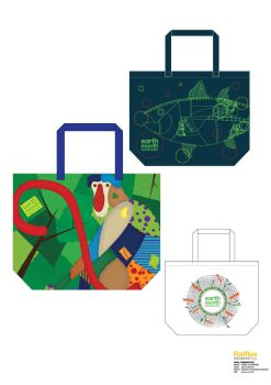 Eco Bag design by bulhaa