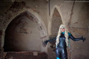 Nia Teppelin - Antispiral by Maxsy66