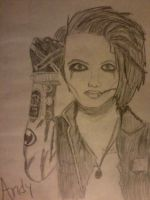 Andy Biersack BVB ARMY by KaylaMarie831