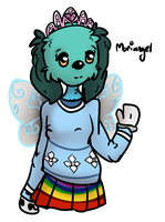 Art Trade! Mariangel by JayneCroyez