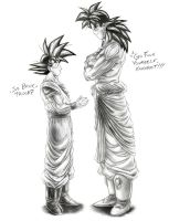 DBZ: Truce? by Laborde91