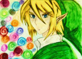 Link - The Legend of Zelda by Chaos-Angel142