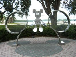 Metal Mickey by Wickedly-Witchy
