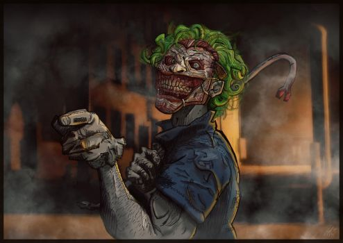 New Joker 52 -Final by LiamGolden
