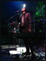 Marillion live in London 3 by kourinthellama
