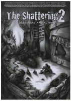 The Shattering 2 Poster by TheClintHennesy