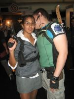 Chris and Sheva COSPLAY by Chris--Redfield