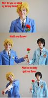 Hold My Flower by Faxen