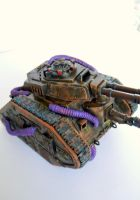 Possessed Leman Russ 002 by Rekrelle