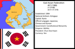The Arrival: East Asian Federation by KitFisto1997