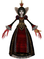 MMD Alice Madness Returns Red Queen by XxSweetchocochunxX