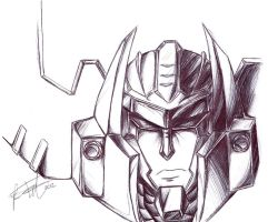 face time: Armada Megatron by Czarkova