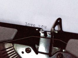 Sentimental typewriter... by vertatp