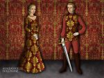 Fashion of the Westerlands by loverofbeauty