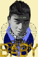 Monster SeungRi by Hyung86