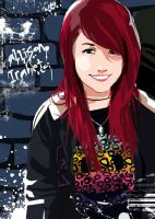 Allison Iraheta - Animized by 4oI