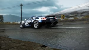 Need for Speed - Hot Pursuit #2 by TeofiloDesign