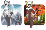.: Chibi Kitties Adopts :. [CLOSED] by Cannidae