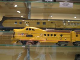 Union Pacific Streamliners by MeganekkoPlymouth241