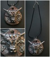Taurus Pendant by Anesthetic-X