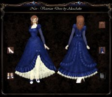 PWI Fashion Contest Entry 4 by AliceAelin