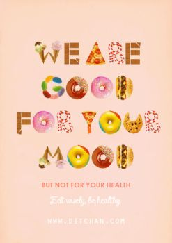 Eat Wisely, Be Healthy by dtchn