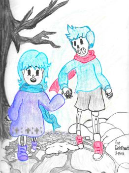 [Request] Brother and Sister by Ruffits