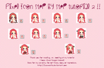 Pixel Icon - Step by Step Tutorial #2 by Sueweetie