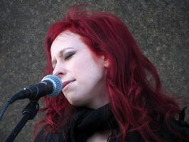 Indica, acoustic gig @ Kotka 2013 14 by Wolverica