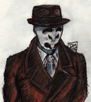 The Color Of Rorschach by hawkeye