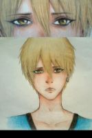 Kise by HenaDraw