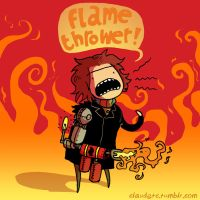 Flame thrower by claudetc