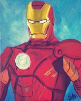 Iron Man by lone916
