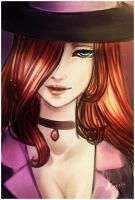 SP: Mafia Miss Fortune by Cirath