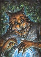 aceo Creed by Kirsch-vanderWit