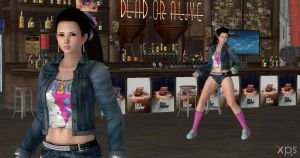 Dead or alive Kokoro 80's ( link zip downloads ) by Gwen35500