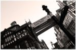 Chester City Centre by moose30