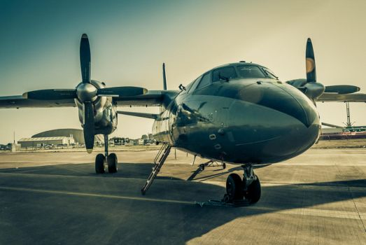 AN-26 by vipmig