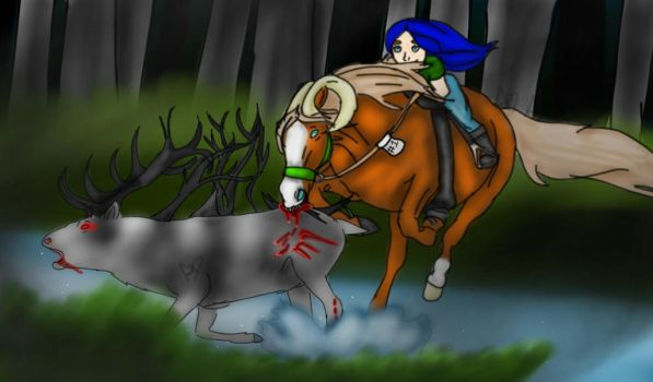 I Smell Blood|LC Hunt class| by Tobuscusfangirl16