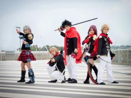 Final Fantasy Type-0 by Eyes-0n-Me