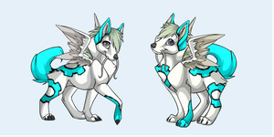 Ovipets Tattoo: Cogwheel by xSyphic